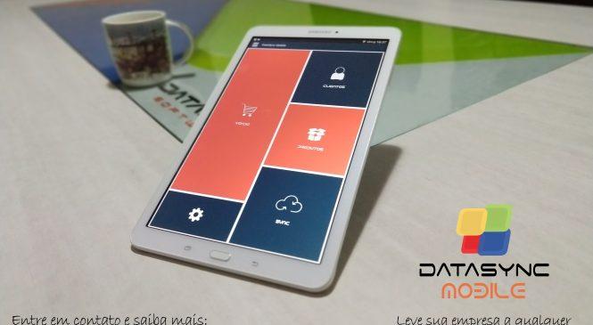 Confira agora: DataSync Mobile